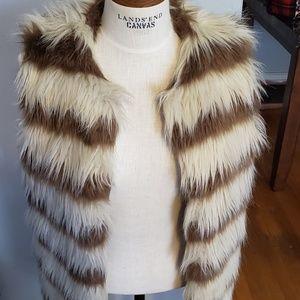 Faux Fur Get Fly On Em Vest